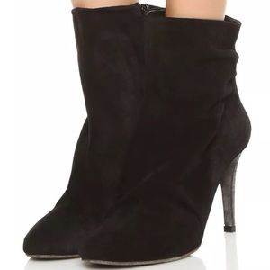 FREE PEOPLE Fairfax Suede Booties